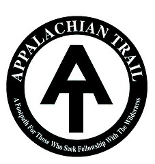 Appalachian Trail Logo Sticker
